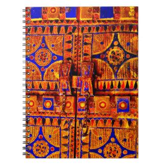 Arabian Door Notebook