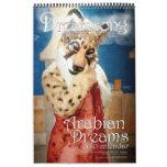 Arabian Dreams 2010 Wall Calendars