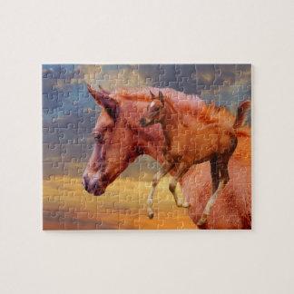 Arabian Foal Puzzle