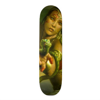 Arabian Goddess SkateBoard