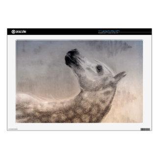 Arabian Horse 17 Inch Laptop Skin