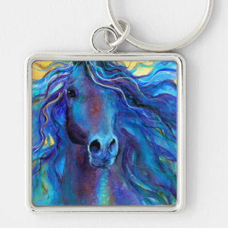 Arabian Horse #3 Svetlana Novikova Gift products Keychain