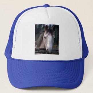 Arabian Horse Arena Trucker Hat