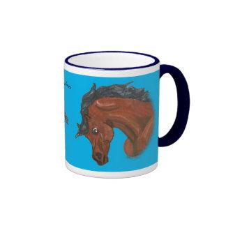 Arabian Horse Art Mug