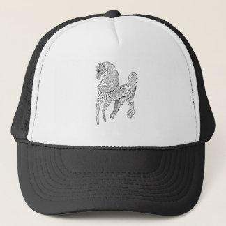 Arabian Horse Artwork on Clothing Trucker Hat