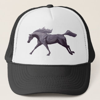 Arabian Horse Galloping Hat