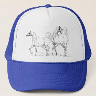 Arabian Horse Hat