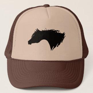 Arabian Horse Head Trucker Hat