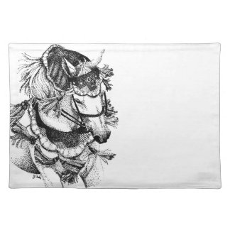 Arabian Horse in Costume Placemat