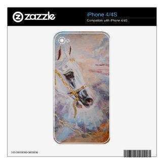 Arabian Horse iPhone 4 Skin
