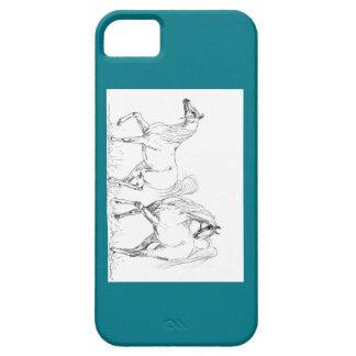 Arabian Horse iPhone / iPad case