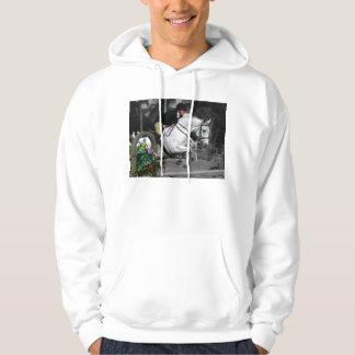 Arabian Horse Jumping Sweatshirt