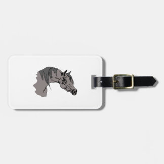 ARABIAN HORSE TRAVEL BAG TAGS