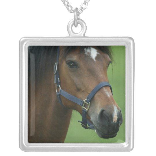 Arabian Horse Necklace