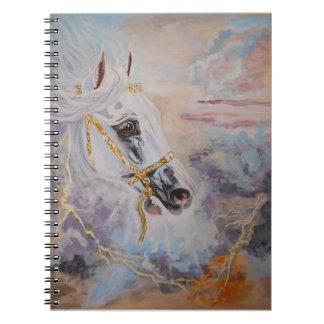 Arabian Horse Notebook