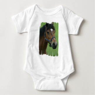 Arabian Horse Pictures Baby T-shirt