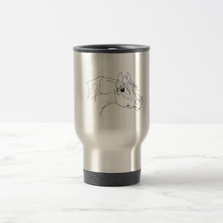 Arabian Horse Thermos Travel Mug