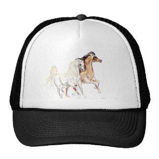 Arabian Horse TR Trucker Hat