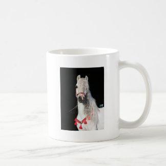 Arabian Horse White Coffee Mug