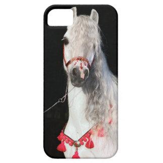 Arabian Horse White iPhone SE/5/5s Case