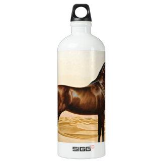 Arabian Horse - William Barraud Aluminum Water Bottle