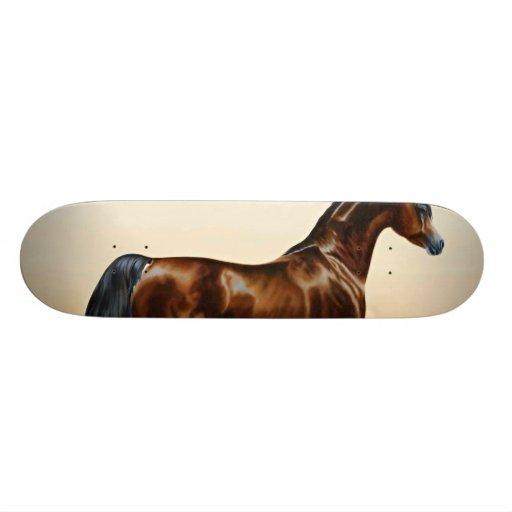 Arabian Horse - William Barraud Skate Deck