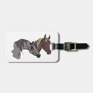 ARABIAN HORSES BAG TAGS