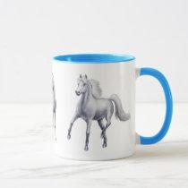 Arabian Horses Mug