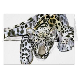 Arabian Leopard 2008  6 Card