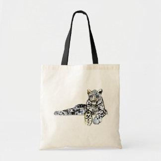 Arabian Leopard 2008  7 Budget Tote Bag