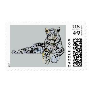Arabian Leopard 2008  7 Postage
