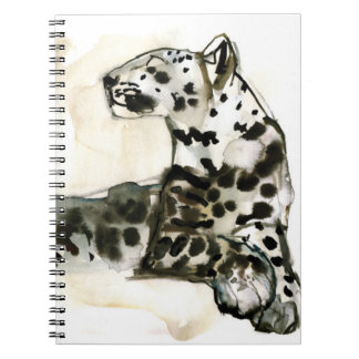 Arabian Leopard 2008 Notebook