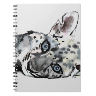 Arabian Leopard Cub 2008 Notebook