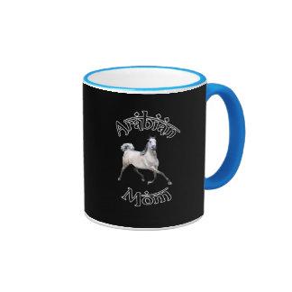 Arabian MOM - Alia Ringer Coffee Mug