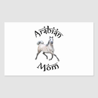 Arabian MOM - Alia Rectangular Sticker