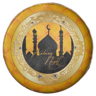 Arabian Night Party, Custom Printed Cookies