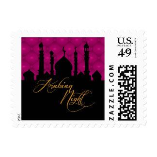 Arabian Night, Postage Stamps
