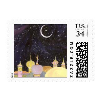 Arabian Night Stamp