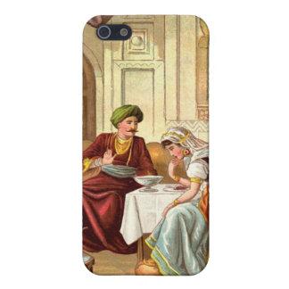 arabian nights1 iPhone SE/5/5s cover