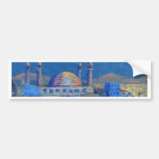 Arabian Nights Bumper Sticker