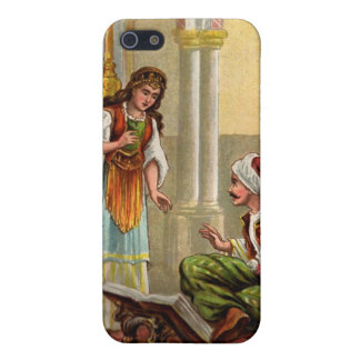 arabian nights cover for iPhone SE/5/5s