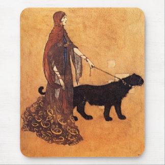 Arabian Nights Edmund Dulac Fine Art Mouse Pad