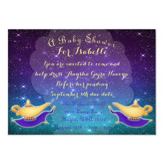 Genie Lamp Invitations Announcements Zazzle