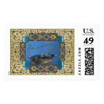 Arabian Nights Party Invitation Stamp