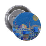 Arabian Nights Pinback Button