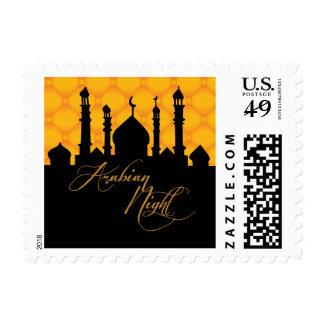 Arabian Nights Postage Stamps