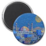 Arabian Nights Refrigerator Magnet