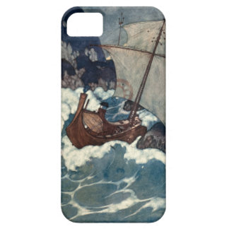 Arabian Nights Sailing Ship iPhone SE/5/5s Case
