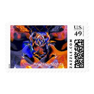 Arabian Nights Stamp