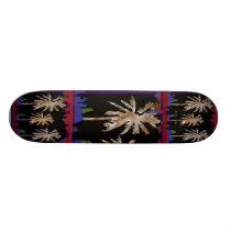 Arabian Nights - Tree Dance Skateboard Deck